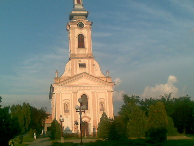 Biserica Ortodoxa Sarba din Sannicolau Mare