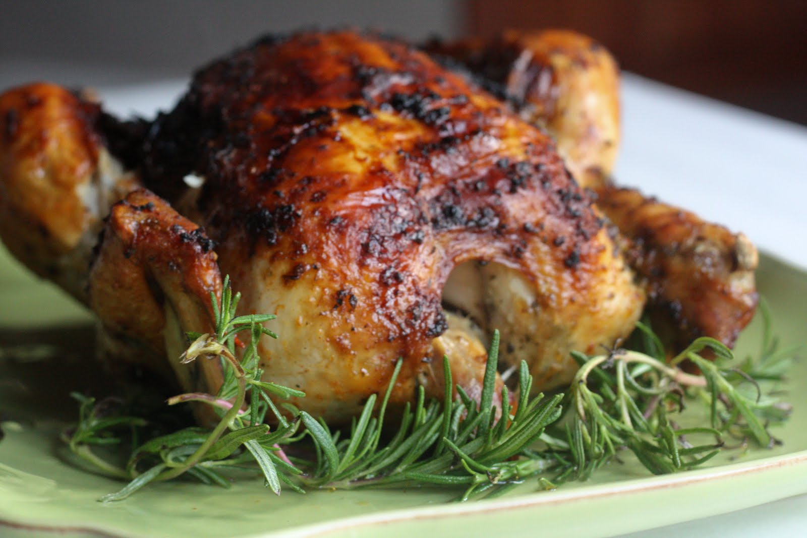 : Roast chicken, chicken stock, and leftover chopped & frozen chicken ...