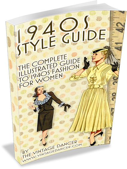 New E Book The 1940s Style Guide Yellow Bird Hats