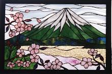 富士山と桜(10)