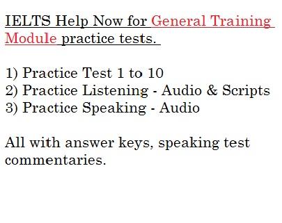 ielts 12 general training pdf