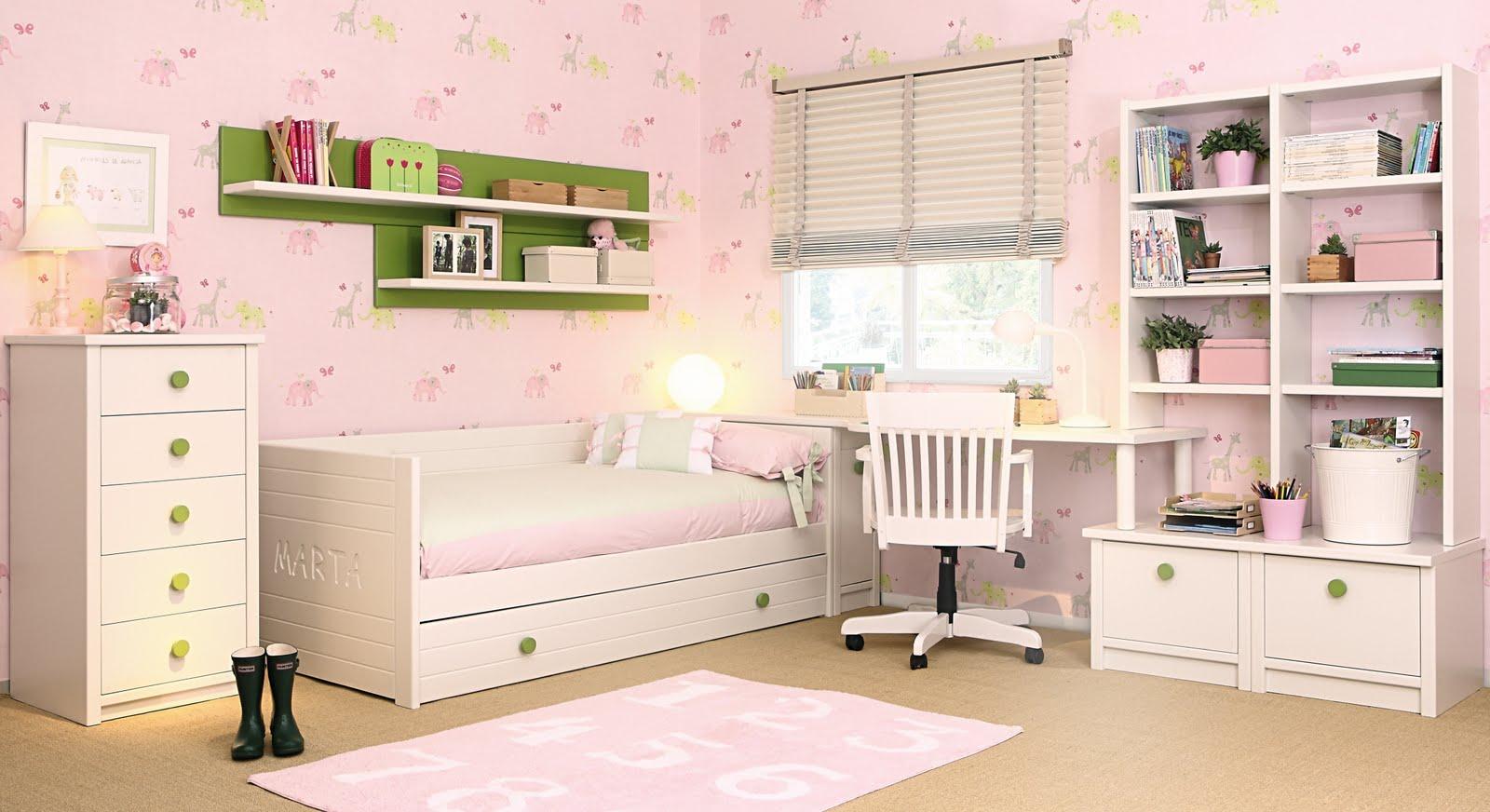 Dormitorios mediterraneo asoral - El mueble habitaciones infantiles ...