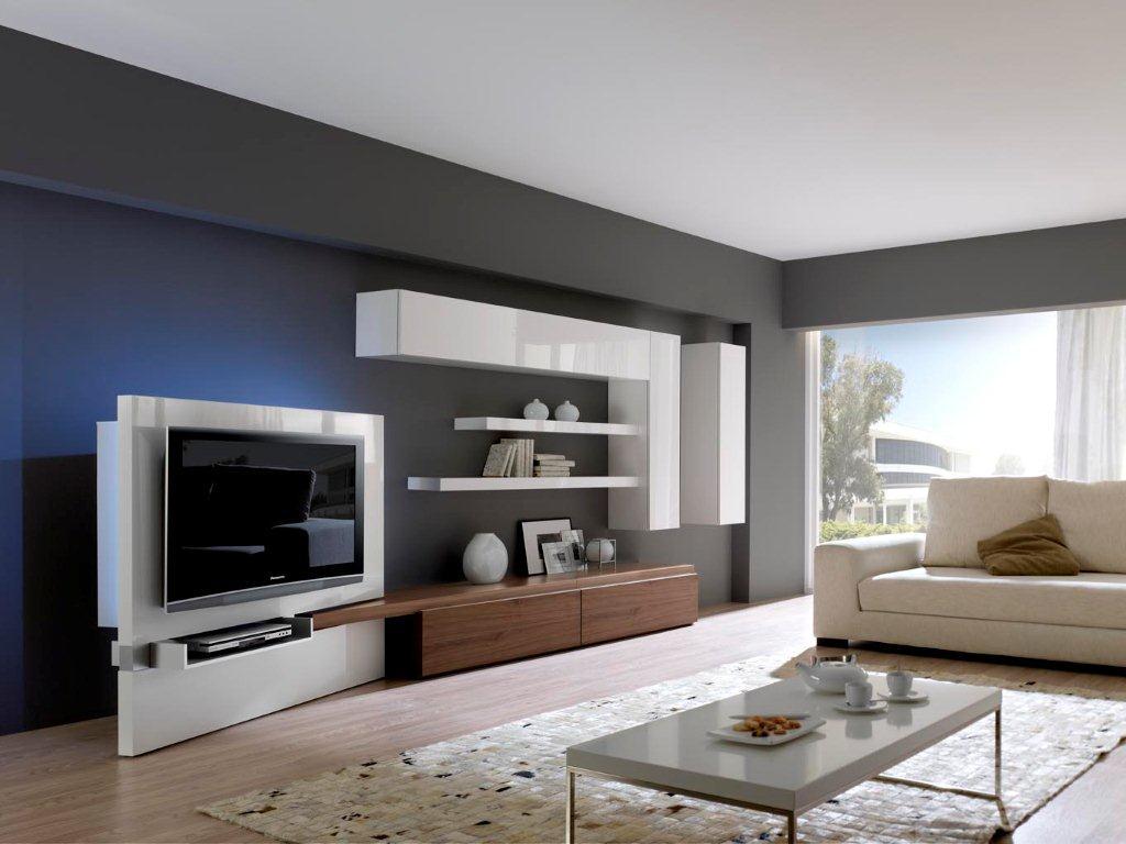 Los muebles blancos combinados con madera toda una for Colores de muebles modernos