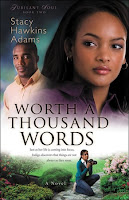 Review of Worth a Thousand words by Stacy Hawkins Adams
