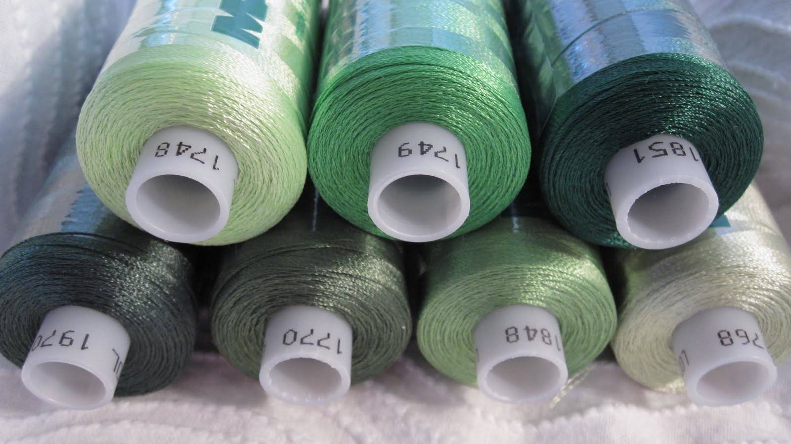 Embroidery Supplies.com - Madeira Embroidery Thread