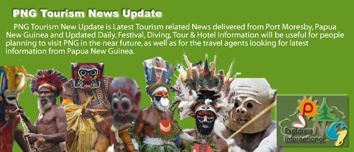 PNG Tourism News Update