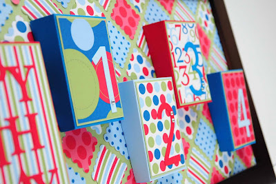 2010 artisan award winner, renee ballard, stamp stadium, custom design, stampin up, gift birthday advent