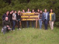 SALIDA DE CAMPO A LA RESERVA MAR CHIQUITA