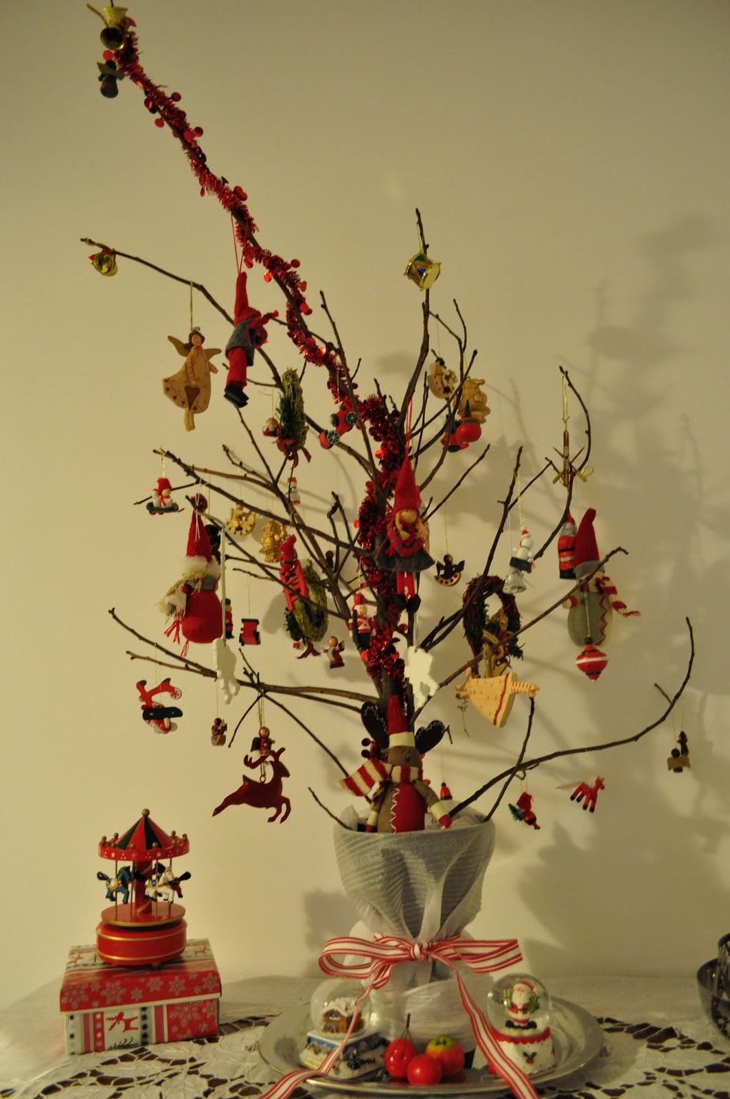 Propriomestessa creativity and more dicembre 2010 - Rami decorativi natalizi ...