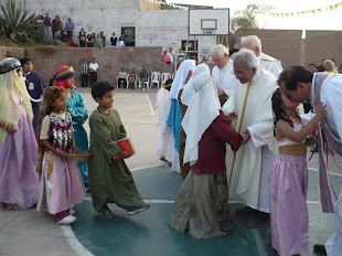 ENCUENTRO DIOCESANO DE INFANCIA MISIONERA