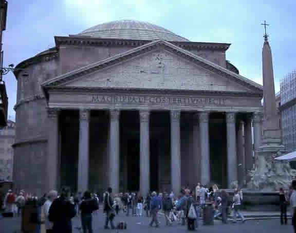 Roman Architecture Has A Great Influence On Modern Architecture