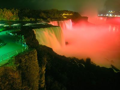 Beautiful Niagara Falls Picture