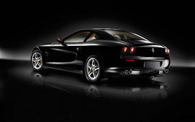 Free Car Wallpapers - 2009 Ferrari 612 Scagietti
