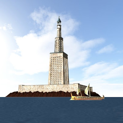 The Lighthouse of Alexandria Pics