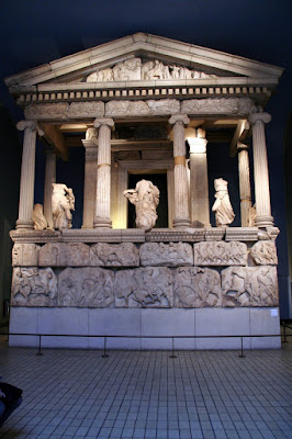The Mausoleum at Halicarnassus Pics