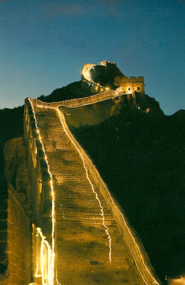 The Great Wall of China Early Morning Pics