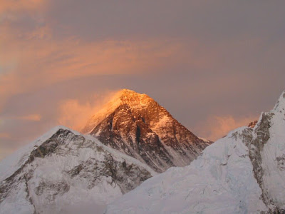 Mount Everest Beautiful Picture
