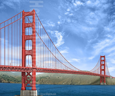 The Golden Gate Bridge San Francisco