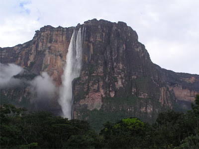 South America Water Falls Picture