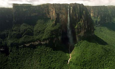 Angel Falls South America