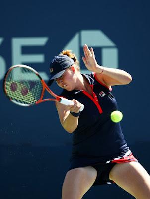 Alisa Kleybanova Sexy Tennis Video Picture