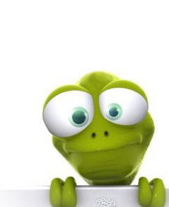Funny Frog Picture