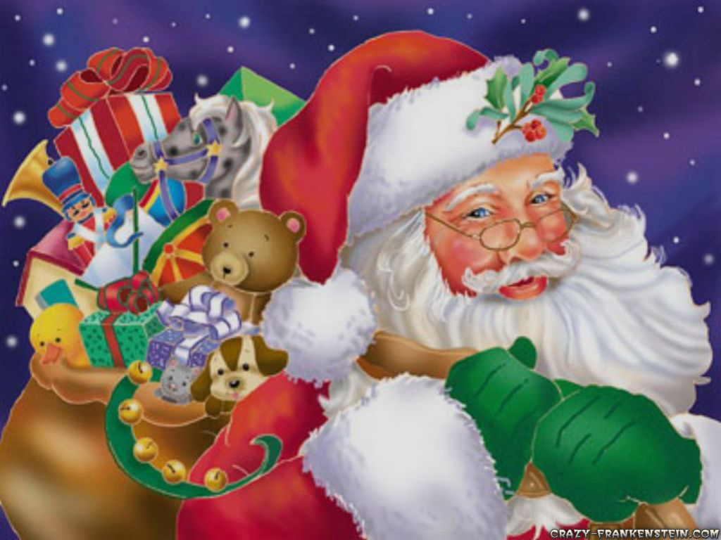 Bag Of Toys : Rudolph wallpaper free download