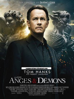 1anjos e demonios poster3 Download   Anjos e Demônios   DVDRip H264 Dublado