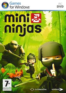 Mini Ninjas[PC][1 Link]