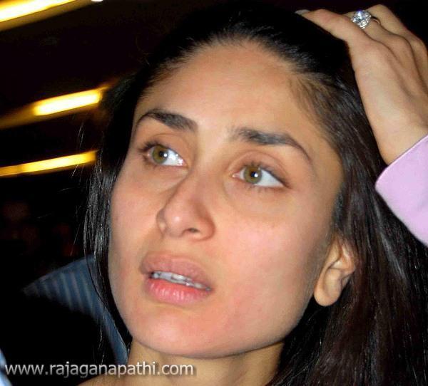 bollywood actress without makeup. BOLLYWOOD ACTRESS KAREENA