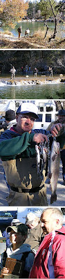 Blue River Trout Derby, Blue River Oklahoma, Oklahoma Trout Fishing