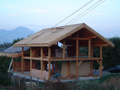 Www les autoconstructeurs blogspot com maison bois sur for Maison en autoconstruction