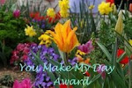 You Make My Day Award!