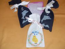 saquinhos sabonete