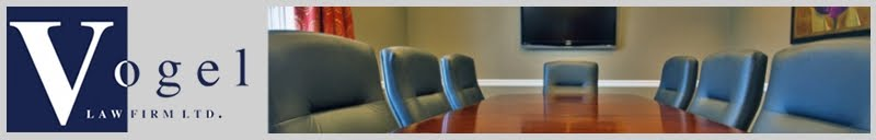 The Blog of Vogel Law Firm, Ltd.