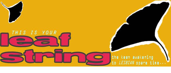LEAF-STRING