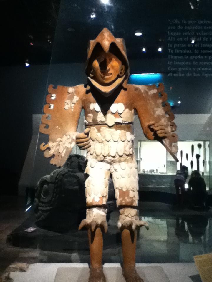 Guerreros que realmente existieron  en la Civilización Azteca Guerrero