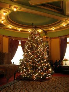 castle green christmas tree