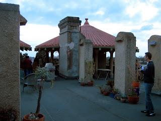 castle green roof top