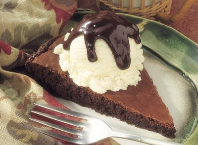 Cooking with Joey: Hershey's Brownie Pie a'la Mode