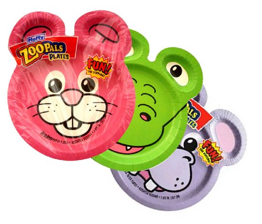 sc 1 st  Coupon Connections & Albertsons: Free Hefty Zoo Pals Paper Plates + More - Coupon Connections