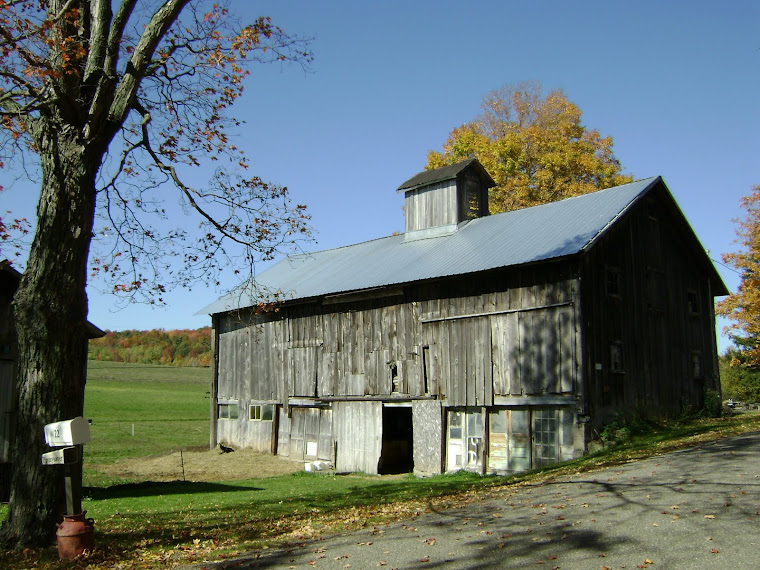 Old Barn on Ritter's Road