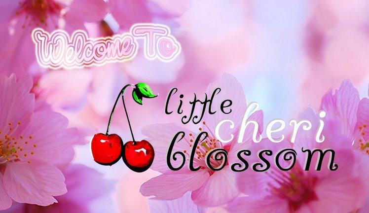 ♥ Little Cheri Blossom ♥