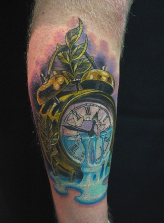 clock tattoo design 2 by burkchen89 on deviantart mehndi art clocks by