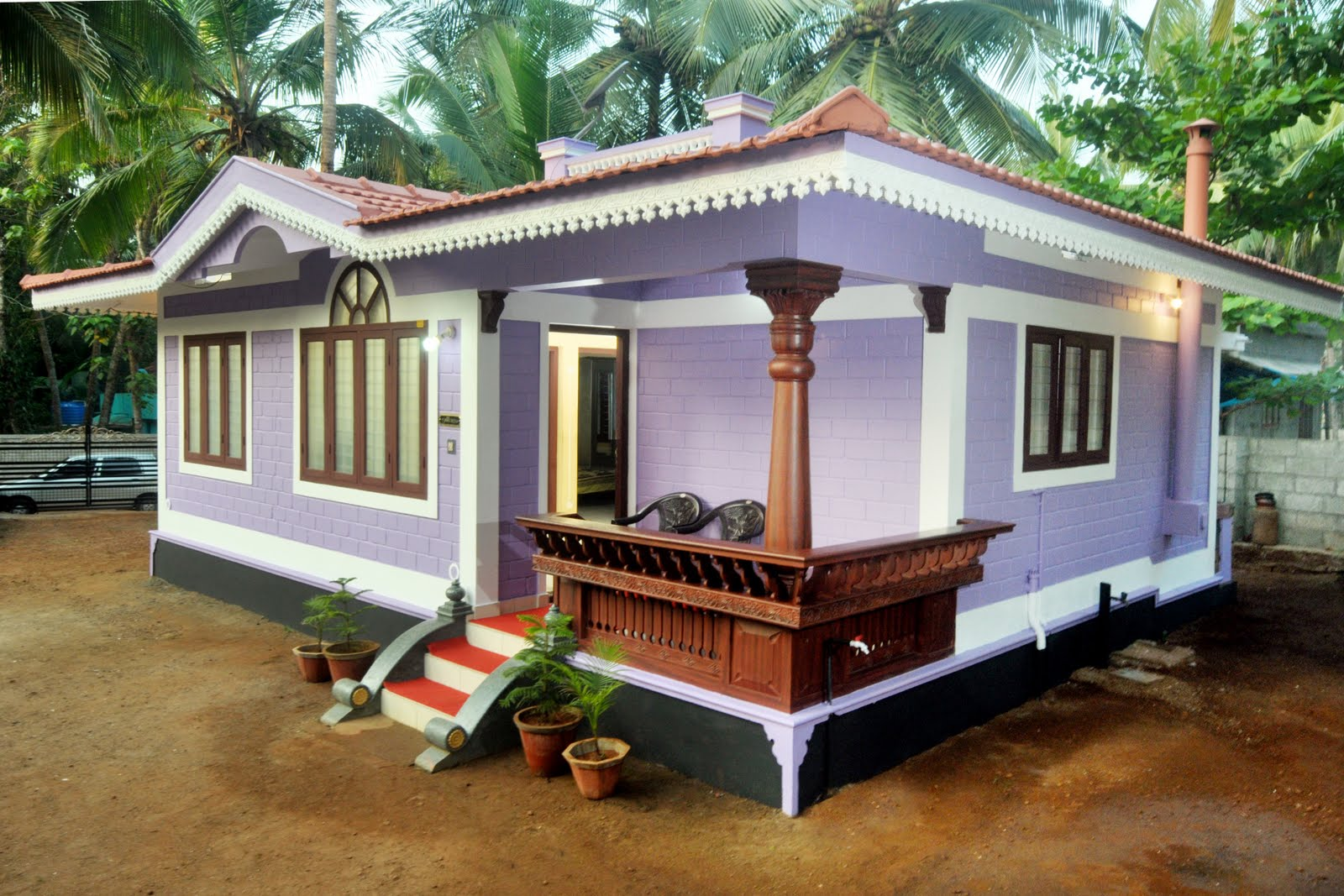 kerala this house won the 2010 parpidam best home award for the