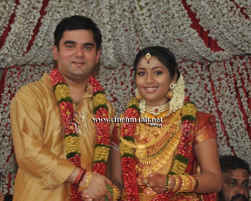 navya nair wedding photos latest
