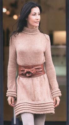 облик вязаной зимы