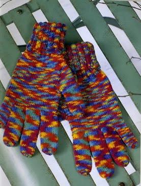 рестрые перчатки