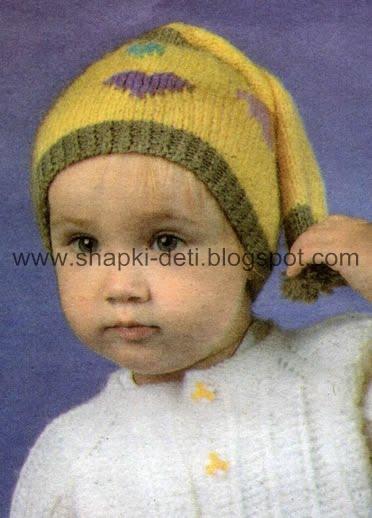 Плотность вязания: 24 п. х 32