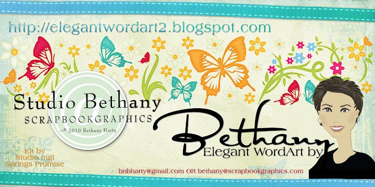 Elegant WordArt 2